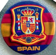 Pin Badge Spain Team - Calcio