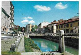 Vigevano (Pavia). Ponte Della Giachetta - Il Naviglio. - Vigevano