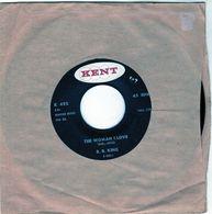 Disque - B. B. King - The Woman I Love - Blues For Me - Kent K 492 - 1968 USA - - Blues
