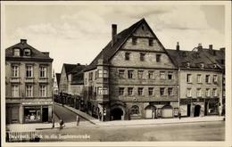 Cp Bayreuth In Oberfranken, Sophienstraße, Fleischwaren Lorenz Morg, Geschäfte L. Gerken, J. Fuchs - Deutschland