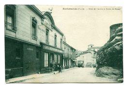 42 - Loire - Rochetaillee Hotel Du Centre (N0496) - Rochetaillee