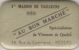 Nevers : Miroir De Poche Publicitaire  , Au Bon Marché   ///  Ref.  Juin   20 / N° 11.820 - Nevers