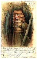 Raphael Tuck Et Fils - 67-2, Fillette Bois (pub Chicorée Arlatte - Tuck, Raphael