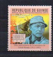 REP. GUINEA. 2011. ISHIRO HONDA. MNH (6R1151) - Cinema