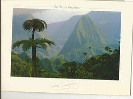 CPM, île De La Réunion , N°9627 , Cirque De Mafate ,Ed. Gerard 1997 - Reunion