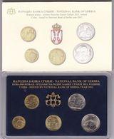 Official BU Coin Set Serbia 2011 - Serbie