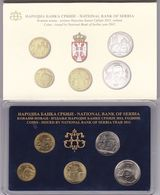 Official BU Coin Set Serbia 2011 - Serbien