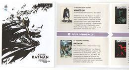 Guide Batman L'essentiel Du Chevalier Noir - Batman Chez Urban Comics Avec Repères Chronologiques - Batman
