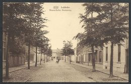 +++ CPA - LEBBEKE - Brusselsche Steenweg - PIB    // - Lebbeke
