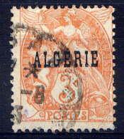 ALGERIE - 4° - TYPE BLANC - Gebraucht