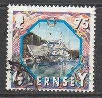 Guernsey 1999 Maritime Motifs 75p Multicoloured SW 827 O Used - Guernsey