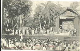 NATIVE PLAY - COLOMBO - CEYLON - Sri Lanka (Ceylon)