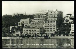 Palma  Mallorca Detalle Hoteles Y Bellver Zerkowitz 1957 - Palma De Mallorca