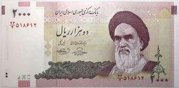 Iran - 2000 Rials - 2009 - PICK 144d - NEUF - Iran