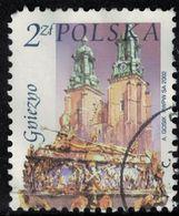 Pologne 2002 Oblitéré Used Cathédrale Saint Adalbert De Gniezno SU - 1944-.... Republic