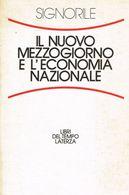 IL NUOVO MEZZOGIORNO E L' ECONOMIA NAZIONALE - Geneeskunde, Biologie, Chemie