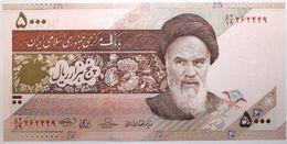 Iran - 5000 Rials - 2009 - PICK 150 - NEUF - Iran