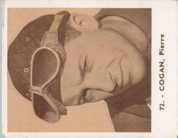Baanrenners Verzamelkaartje Pierre Cogan - Wielrennen