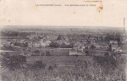 Loire - La Palaudière - Vue Générale Prise Du Taffret - La Pacaudiere