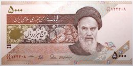Iran - 5000 Rials - 2015 - PICK 152b - NEUF - Iran