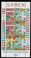 1994  Blok Kinderzegels     MNH - Unused Stamps