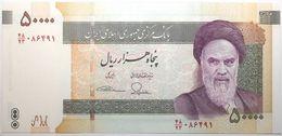 Iran - 50000 Rials - 2014 - PICK 155a - NEUF - Iran