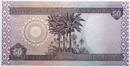 Iraq - 50 Dinars - 2003 - PICK 90 - NEUF - Iraq
