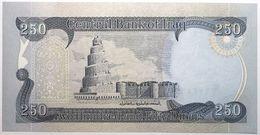 Iraq - 250 Dinars - 2003 - PICK 91a - NEUF - Iraq