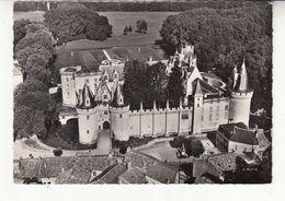 86 - Dissay - Vue Aérienne - Château (en Avion Au-dessus...lapie) - Other Municipalities