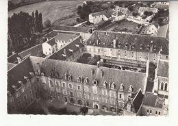86 - La Puye - Vue Aérienne - Maison Mère Des Filles De La Croix (en Avion Au-dessus...lapie) - Francia