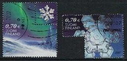 2007 Finland, International Polar Year Complete Used Set. - Finland