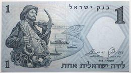 Israël - 1 Lirah - 1958 - PICK 30c - NEUF - Israel