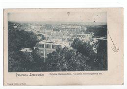 Leeuwarden -- Panorma - Burmaniehuis Harmonie - 1905 - Leeuwarden