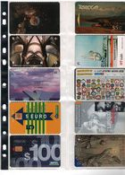 Nuevo : -  10 DIFFERENT TELECARTES FOR COLLECTION AT OFFER PRICE - Uruguay