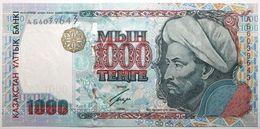 Kazakhstan - 1000 Tenge - 2000 - PICK 22 - NEUF - Kazakhstán