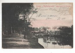Sneek - Badhuisgracht - 1903 - Sneek
