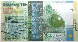 Kazakhstan - 2000 Tenge - 2006 - PICK 31b - NEUF - Kazakhstan