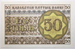 Kazakhstan - 50 Tyin - 1993 - PICK 6b - NEUF - Kazakhstan
