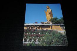 15980-                TAIWAN, FO KUANG SHAN AT CHIUCHUTANG / BUDDHA - Taiwan