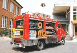 """Brigade-de-Sapeurs-Pompiers-de-PARIS """" Camionnette De Désincarcération Eclairage """" CS BONDY 14 Cie - Other"""