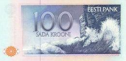 ESTONIA P. 74a 100 K 1991 UNC - Estonia