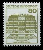 BRD DS BURG SCHL Nr 1140AII Postfrisch X7DD0D2 - [7] República Federal