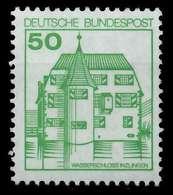 BRD DS BURG SCHL Nr 1038AII Postfrisch X7DD13E - [7] República Federal
