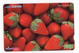 JAPON CARTE PREPAYEE FRAISE - Alimentación