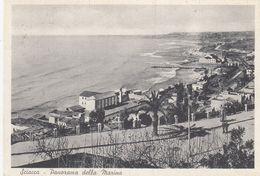SCIACCA-AGRIGENTO-PANORAMA DELL MARINA-CARTOLINA VIAGGIATA IL 9-12-1960 - Agrigento