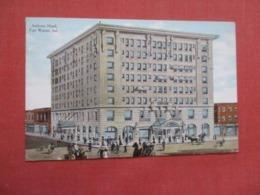 Anthony Hotel  Indiana > Fort Wayne   Ref 4161 - Fort Wayne