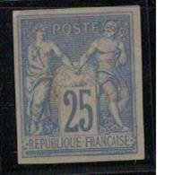 EMISSIONS GENERALES      N°  YVERT   36    NEUF SANS CHARNIERE      ( Nsch 03/14 ) - Sage