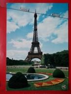 KOV 11-60 - PARIS, La Tour Eiffel - Eiffelturm