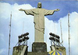 RIO DE JANEIRO  Monumento De Criso Redentor RV Beaux Timbres (Judo) - Rio De Janeiro