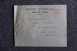 Enveloppe Publicitaire - NARBONNE, Crédit LYONNAIS - Banca & Assicurazione